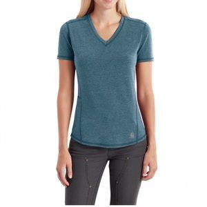 Carhartt NWT women's force ferndale t shirt